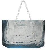 Over Blue Weekender Tote Bag