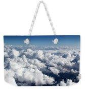 Over The Heavenly Clouds Weekender Tote Bag
