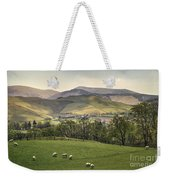 Over The Hills And Far Away Weekender Tote Bag