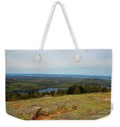 Over The Horizon Weekender Tote Bag