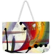 Over The Rainbow Weekender Tote Bag