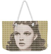 Over The Rainbow Gold Weekender Tote Bag