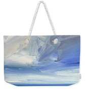 Over The Shore Weekender Tote Bag