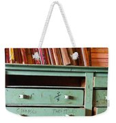Over The Years Weekender Tote Bag
