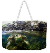 Over Under Honu Weekender Tote Bag