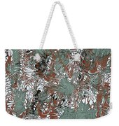 Overactive Christmas Celebration - V1slf100 Weekender Tote Bag