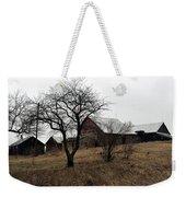 Overcast Weekender Tote Bag
