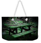 Overgrown Weekender Tote Bag
