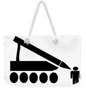 Overkill Weekender Tote Bag