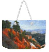 Overlook Weekender Tote Bag
