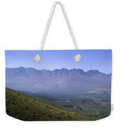 Overlooking Vineyards Weekender Tote Bag