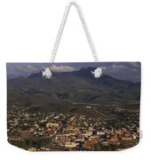 Overview Of Town Of Trinidad Weekender Tote Bag
