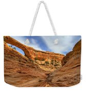 Owachomo Reflected Weekender Tote Bag