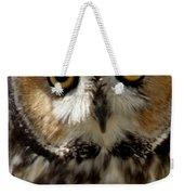 Owl's Eyes Weekender Tote Bag