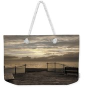 Owner Of A Lonely Heart - In Memory Of Chris Squire  Weekender Tote Bag