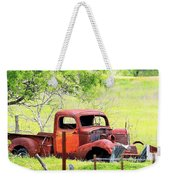 Owner Of A Lonely Heart Weekender Tote Bag