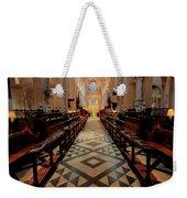 Oxford Cathedral Nave Weekender Tote Bag