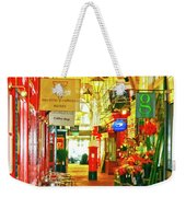Oxford Covered Market Hdr Weekender Tote Bag