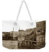 Oxnard Cannery Cannery Row 1977 Weekender Tote Bag