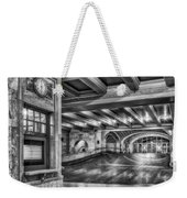 Oyster Bar Restaurant Gct Nyc Bw Weekender Tote Bag