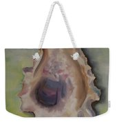 Oyster Shell Weekender Tote Bag