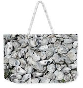 Oyster Shells On Cumberland Island Weekender Tote Bag