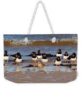 Oystercatchers Weekender Tote Bag
