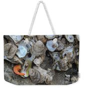 Oysters One Weekender Tote Bag