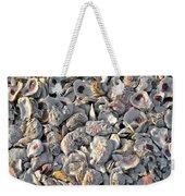 Oysters Shells Weekender Tote Bag