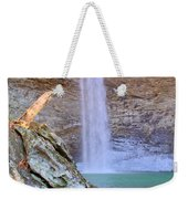 Ozone A 90 Foot Waterfall Weekender Tote Bag