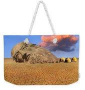 Ozymandias Weekender Tote Bag