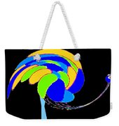 Ozzie The Ostrich Weekender Tote Bag