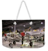 P-38 Lighting Marge Weekender Tote Bag