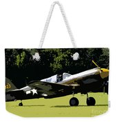 P40 Take Off Weekender Tote Bag