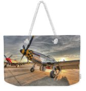P51d Kimberely Kay And Comfortably Numb At Hollister Weekender Tote Bag