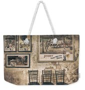 Pabst Good Old Time Flavor Weekender Tote Bag