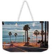 Pacific And 1st Street Weekender Tote Bag
