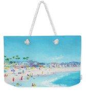 Pacific Beach In San Diego Weekender Tote Bag