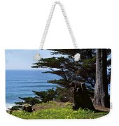 Pacific Beauty Weekender Tote Bag