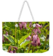 Pacific Bleeding Heart 2  Weekender Tote Bag