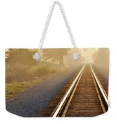 Pacific Coast Starlight Railroad Weekender Tote Bag