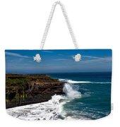 Pacific Coastline Weekender Tote Bag