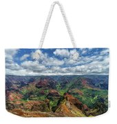 Pacific Grand Canyon Weekender Tote Bag