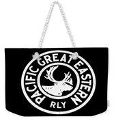 Pacific Great Eastern - 1817 Weekender Tote Bag