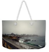 Pacific Grove California Usa Weekender Tote Bag
