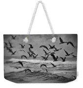 Pacific Gulls Weekender Tote Bag