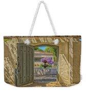 Pacific House Garden Watercolors Weekender Tote Bag