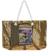 Pacific House Garden Watercorlors Weekender Tote Bag
