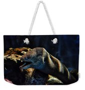 Pacific Moray Eel Weekender Tote Bag