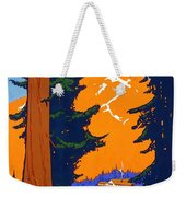Pacific Northwest, American And Canadian Rockies, National Park Weekender Tote Bag